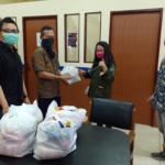 Jurusan Geologi UNSOED bagikan bantuan kepada mahasiswa terdampak COVID-19