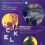 Jurusan Geologi UNSOED Bersama dengan PT Harita Nickel Menyelenggarakan Webinar Bertema A To Z Nickel : Exploration To Extraction